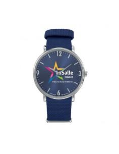 Montre La Salle France Bleu...